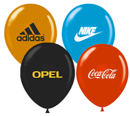 Μπαλόνια διαφημιστικά