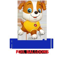 Flexmetal μπαλόνια