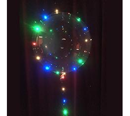 Μπαλόνια με φως led