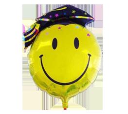 Μπαλόνια αποφοίτησης