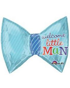 Anagram μπαλόνια 9 ιντσών Welcome little man