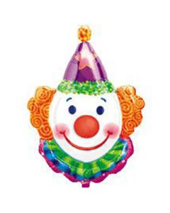 Anagram balloons Supershape Clown