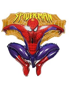Μπαλόνι Grabo supershape Spiderman Gold