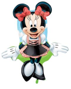 Anagram Μπαλόνια Supershape Minnie Mouse New