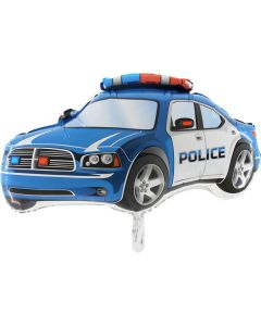 Balloons Grabo supershape Police car