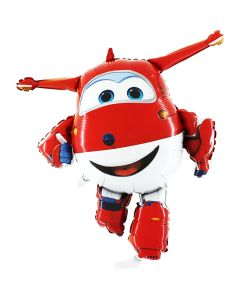 Μπαλόνι Grabo supershape super Wings jett