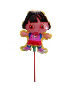 Balloons foil BF 9 inch Dora ND