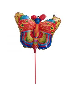 Balloons foil BF 9 inch butterfy ND