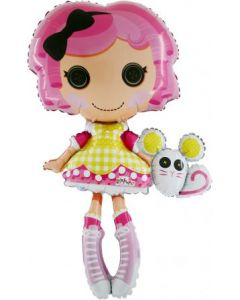 Μπαλόνια Lalaloopsy supershape Grabo