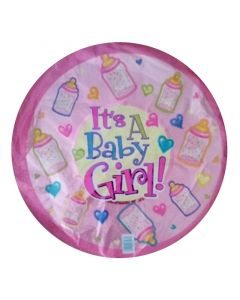 Μπαλόνι 18 inch foil It's a girl No4 ND