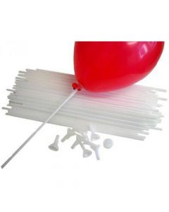 Balloon stick 15 pcs pack