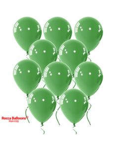 Balloon latex 9 inch pastel green