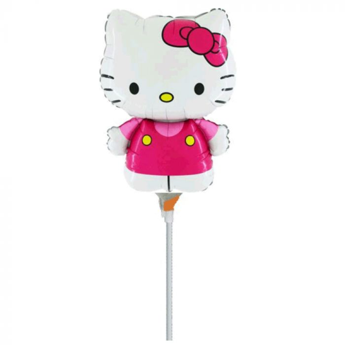 Μπαλόνια Grabo Hello Kitty 9 inch ND