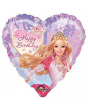 Μπαλόνι 18'' foil Barbie Happy birthday
