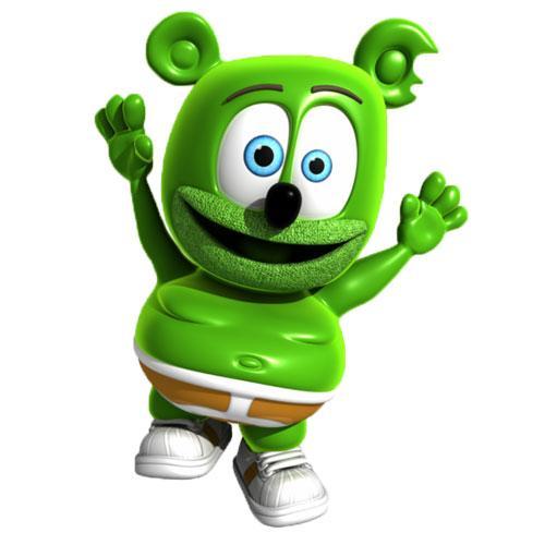 Ο Gummy Bear επέστρεψε, μήπως υπάρχουν και μπαλόνια με τον Gummy Bear  ?