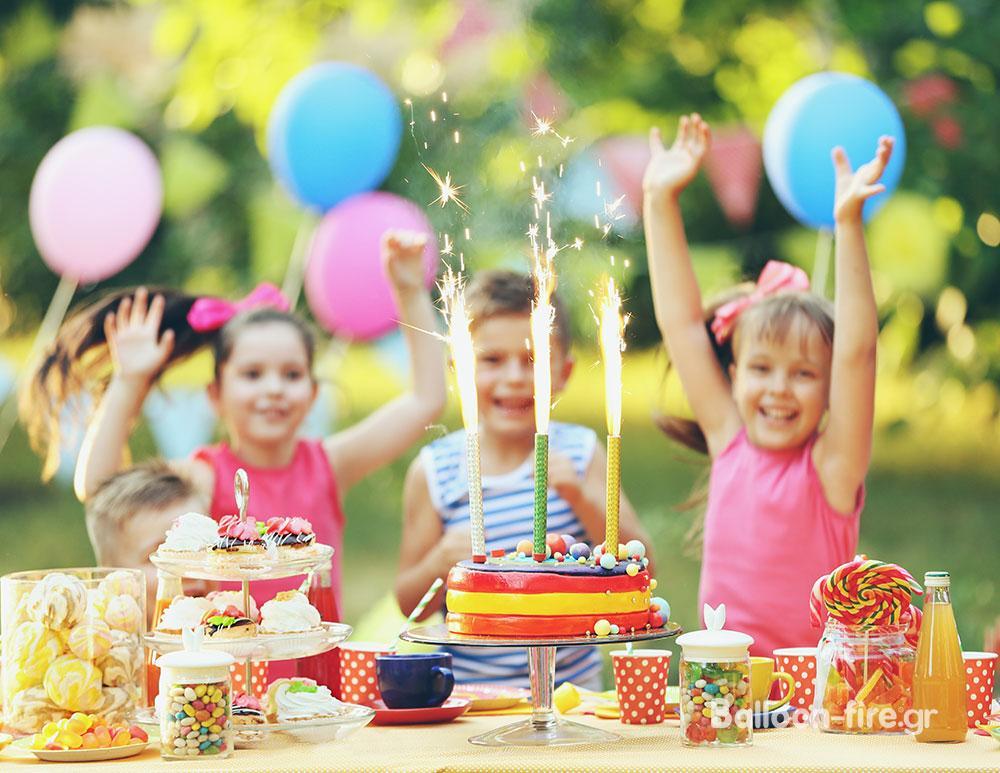 Πως να στολίσουμε τα γενέθλια του παιδιού στις μέρες της καραντίνας ?