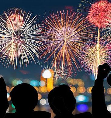 Θα υπάρχουν πυροτεχνήματα το Πάσχα λόγω του Κορωναϊού ?